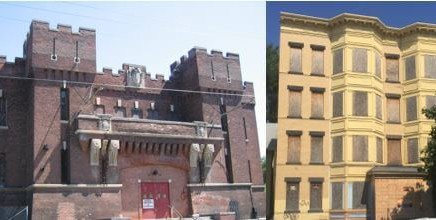 HRA Accepting Redevelopment Proposals for 123 Pine and the Armory