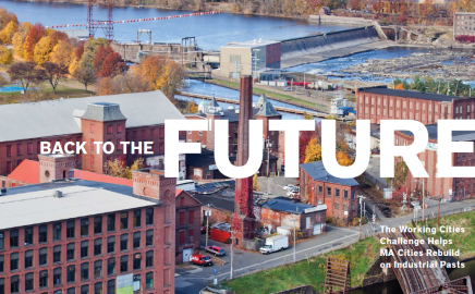 Holyoke Featured in Lincoln Institute of Land Policy Publication, 'Land Lines'