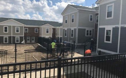 Lyman Terrace Families Return to Renovated Homes